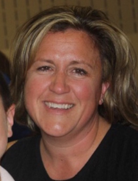Assistant Athletic Director- Mary Frank Frankenheimer